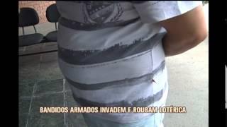 Grupo rouba casas lot�ricas � acaba preso em persegui��o policial na Grande BH