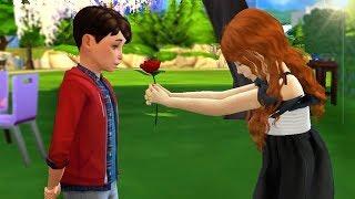 My First Kiss | Part 1 - SIMS 4 MACHINIMA