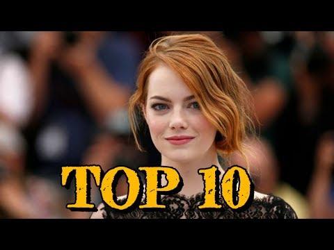 TOP 10 EMMA STONE FILMS