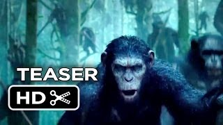 Dawn Of The Planet Of The Apes Official International Japanese Teaser (2014) - Gary Oldman Movie HD