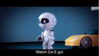 Dancing Toy Robot Song For Children