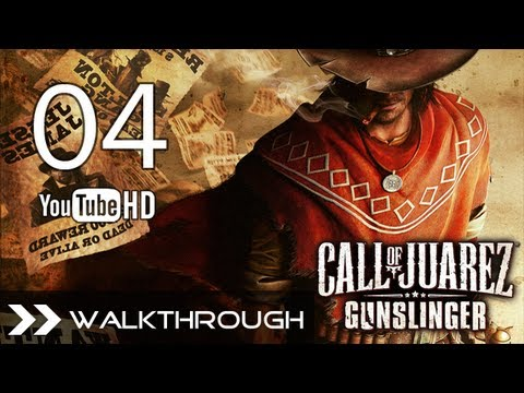 Call of Juarez: Gunslinger - Walkthrough Part 4 (Sawmill Gunfights) Curly Bill & Ringo Boss Battle