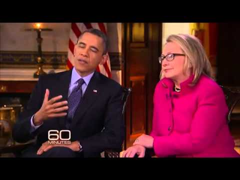 Barack Obama Hillary Clinton Joint Interview