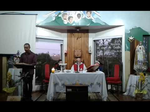 Santa Missa | 29.08.2020 | Sábado | Padre José Sometti | ANSPAZ