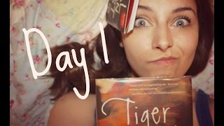 Booktube-A-Thon Day 1