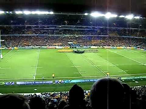 Eden Park, All Blacks vs Australia, Rugby World Cup 2011