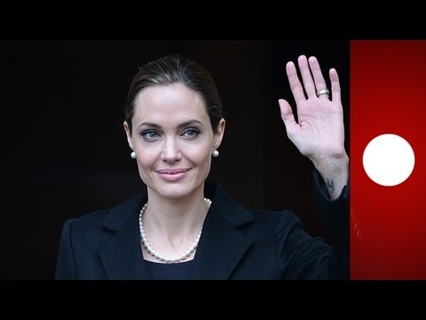 Angelina Jolie se someti a una ablacin de los senos para prevenir un cncer