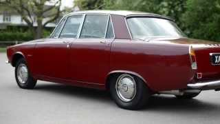 Rover 2000 - 1969 Series 1 P6