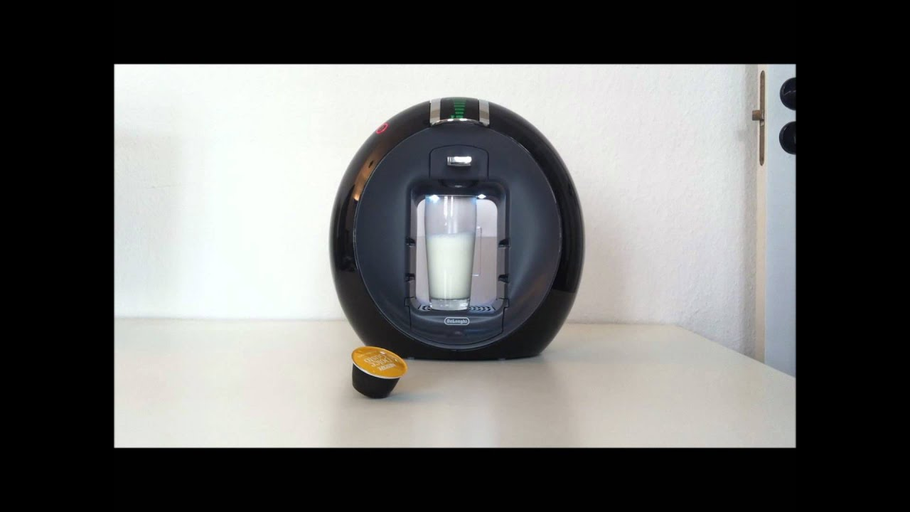 dolce gusto circolo flowstop automatic demonstration youtube. Black Bedroom Furniture Sets. Home Design Ideas