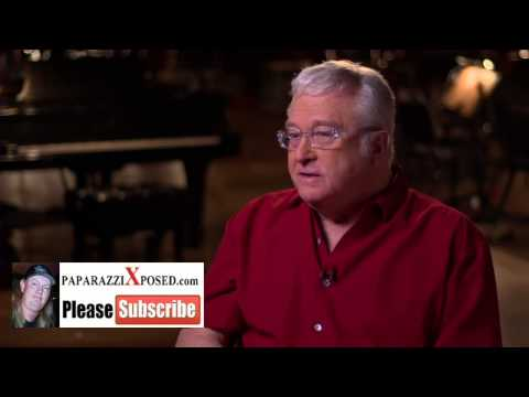 Randy Newman star of Monsters University interview with PaparazziXposed com