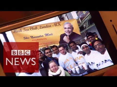 India's expats shaping general election #BBCtrending - BBC News