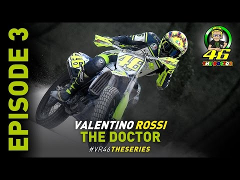 Valentino Rossi: The Doctor Series Epizoda 3-5