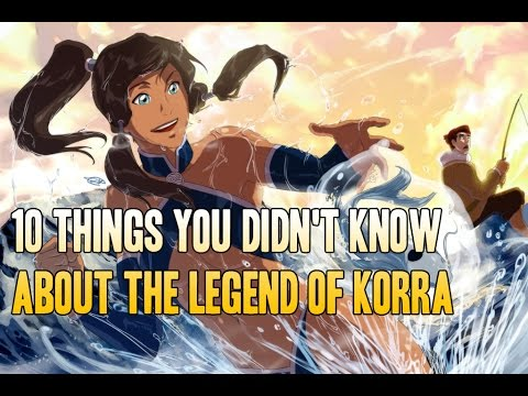 10 Things You Didn't Know About The Legend Of Korra