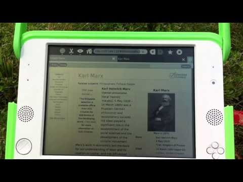 Wikipedia for Schools on OLPC XO-1, XO-1.5, XO-4, Vivitar XO Tablet and Amazon Kindle Paperwhite