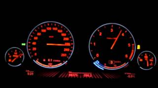 BMW 530d XDrive: 0 250 Km/h