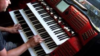 Conquest Of Paradise (Vangelis), played on Böhm Emporio organ