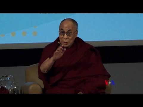 H.H.The Dalai Lama's audience and speech to Tibetans  gathered in Washington D.C. on March 7, 2014
