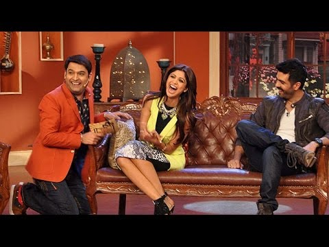 Shilpa Shetty & Harman Baweja on Comedy Nights with Kapil 23rd March 2014 FULL EPISODE