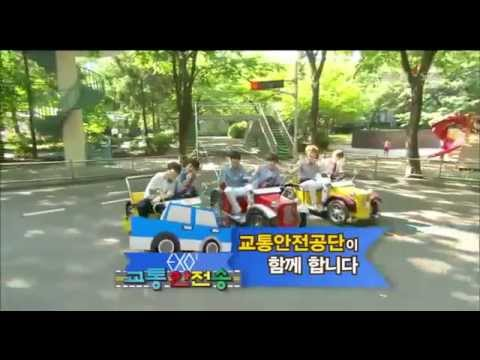 EXO K   Traffic Safety Song