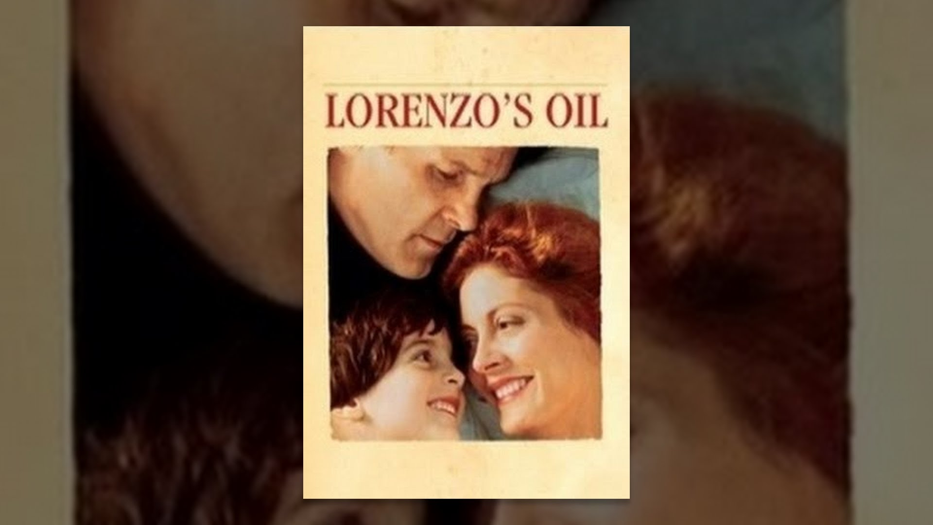 a movie analysis of lorenzos oil directed by george miller Ipod lorenzo's oil movie lorenzo's oil movie download actors: gerry bamman margo martindale kathleen wilhoite nick nolte peter ustinov lorenzo's oil - wikipedia, the free encyclopedia lorenzo's oil is a 1992 drama film directed by george miller.