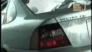 """Chevrolet Vectra 2000: Comercial """"Vento"""" (Brasil)"""