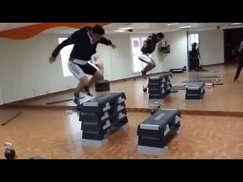 basic jumps for abs level 3 by spin master fareed