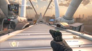 Black Ops 2 Glitches Out Of Maps & Cool Spots On Uplink
