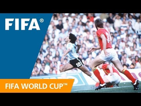 World Cup Highlights: Argentina - Belgium, Spain 1982