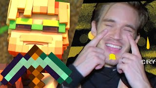 PewDiePie - Mine All Day (Minecraft pesnička)