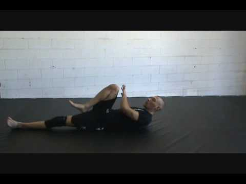 Basic Grappling Stretches