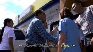 ALCALDE VISITA MERCADO ARAMARA