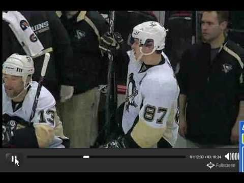 Hockey analysts discuss Sidney Crosby injury from skate.mpg