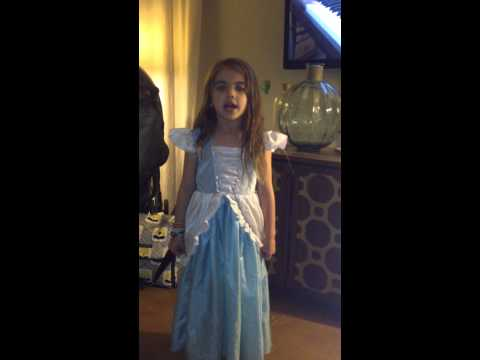 Frozen's Let It Go sung by Nora L