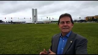 Paulinho pressiona Senado contra MP 665, que restringe direitos dos trabalhadores