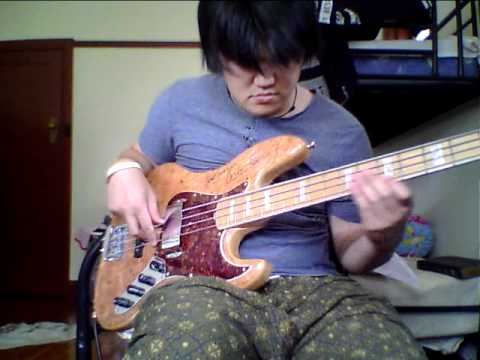 Funk Bass Loop - Mailloux Vintage 70s Jazz Bass