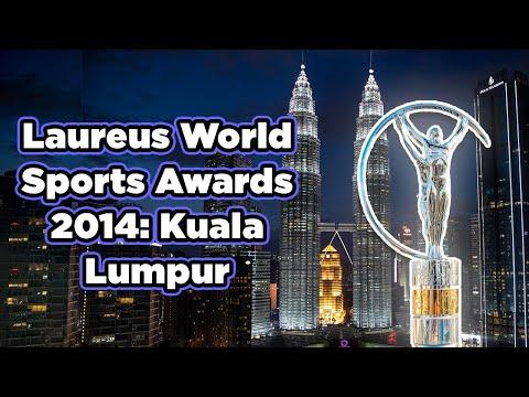 Laureus World Sports Awards 2014: Kuala Lumpur