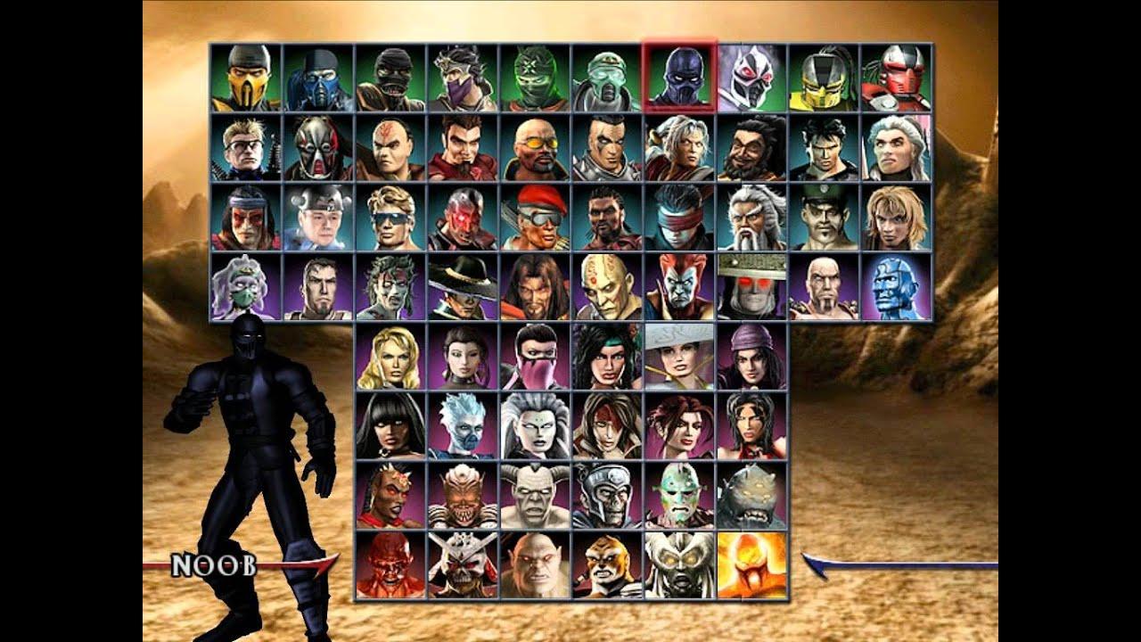 maxresdefault jpgMortal Kombat Characters