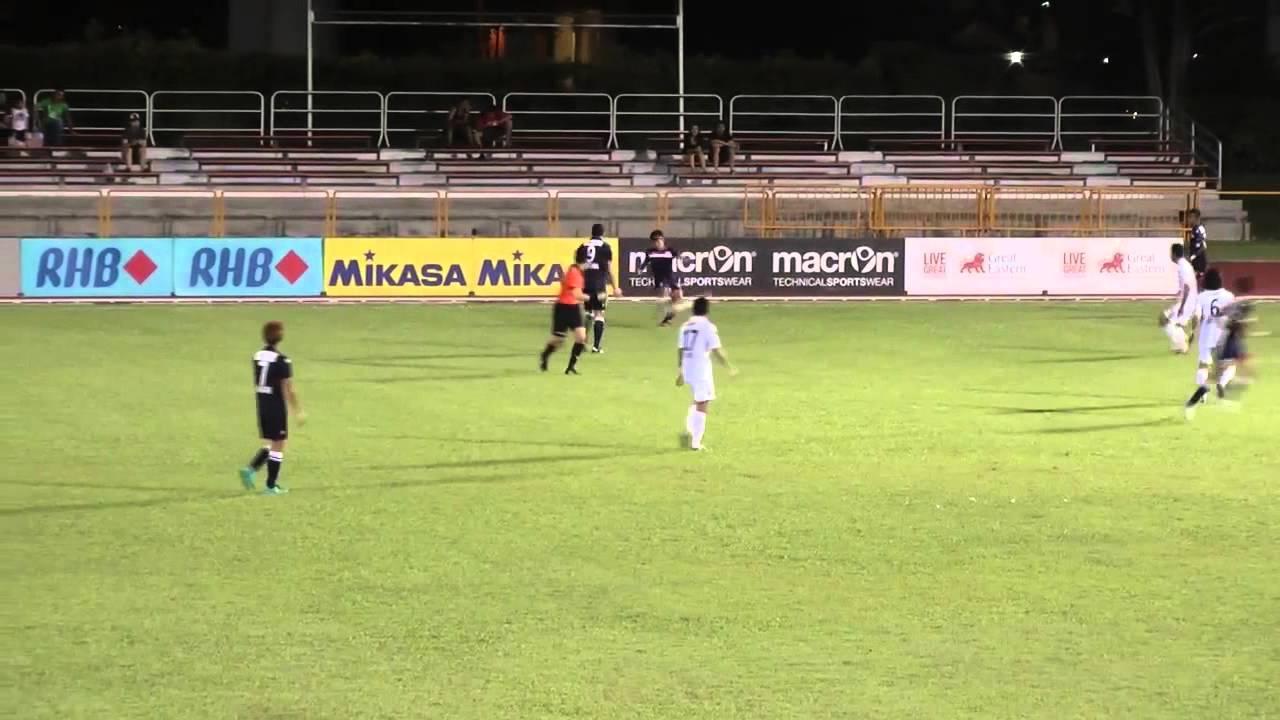 Woodlands W.FC 1-1 Hougang United FC