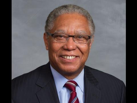 Sen. Minority Leader Dan Blue on budget impasse