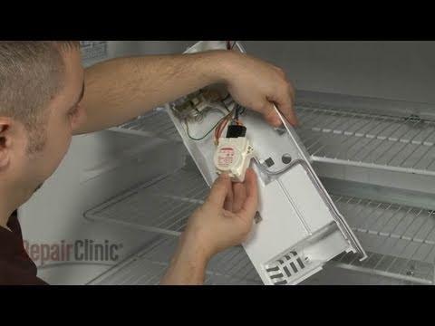 defrost control wiring diagram refrigerator    defrost    timer replacement     ge refrigerator  refrigerator    defrost    timer replacement     ge refrigerator