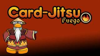 Card-Jitsu Fuego Club Penguin Español [HD]