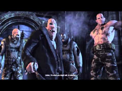 Batman: Arkham City | All Cutscenes | Part 3