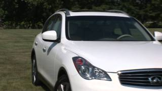 2010 Infiniti EX35 Journey AWD - Drive Time Review videos