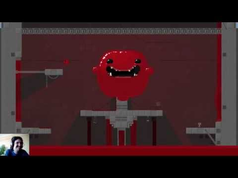 Super Meat Boy stream !
