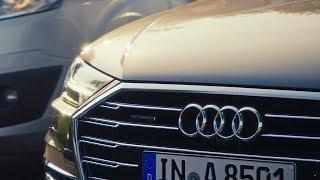 2018 Audi A8 – Traffic Jam Pilot. YouCar Car Reviews.