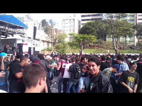 Banda Marilia Gabriela - Que se foda (Festival 89 Dia Mundial do Rock)