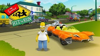 THE SIMPSONS VIDEO GAME! - (Simpsons Hit & Run)