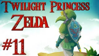 Zelda Twilight Princess : Terres De Lanelle Episode 11