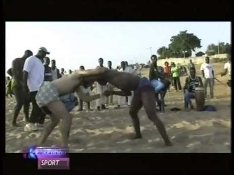 Lion Heart MMA Initiative   Africa on Senegal TV show french