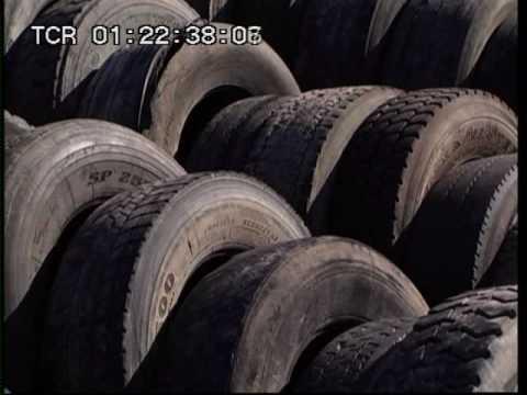 Галилео о переработке шин